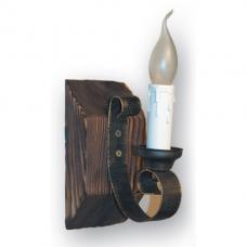 Бра настінне 1 свічка Е14 серії Venza 110521