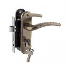 Ручка дверна FZB ET-71106 (50мм) AB Бронза