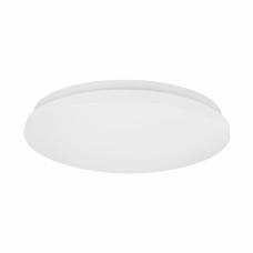 Світильник світлодіодний BIOM DL-R101-18-4 18Вт 4500K круглий накладний без д/у