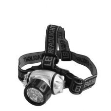 Ліхтар налобний Tolsen 1-3-7-LED 50 лм