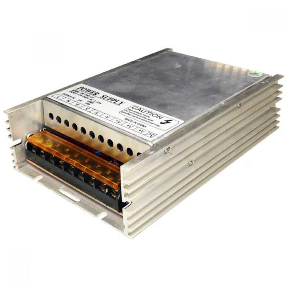 Блок живлення BIOM TR-360 360Вт 12В 30A Метал IP20 Стандарт
