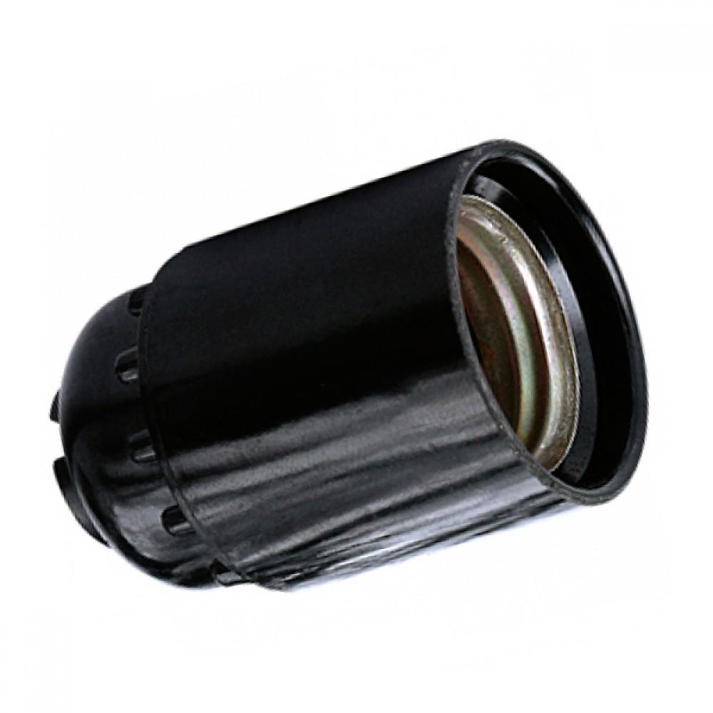 Електричний Патрон Е27 підвісний карболит