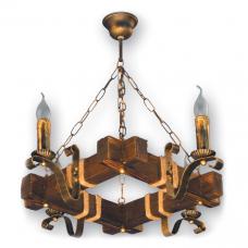 Люстра підвісна 4 свічки Е14 серії Lilia 140924