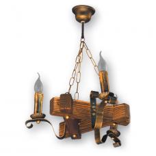 Люстра підвісна 3 свічки Е14 серії Lilia 350923