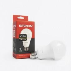 Лампа світлодіодна ETRON Light Power 1-ELP-001 A70 20W 3000K E27