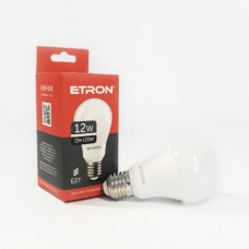 Лампа світлодіодна ETRON Power Light 1-ELP-006 A60 12W 4200K E27