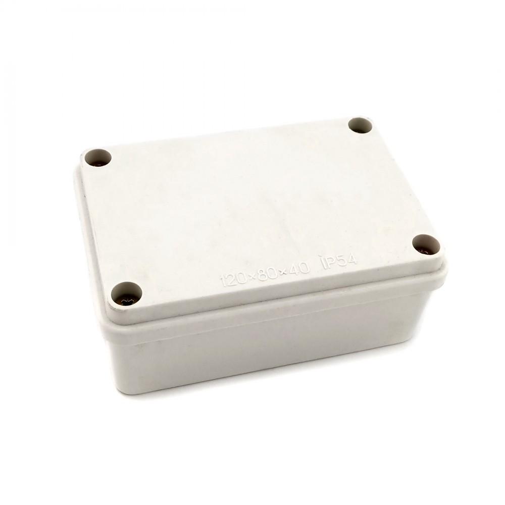 Розподільна коробка 120х80х50мм IP54