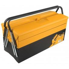 """Скринька для інструментів Tolsen 495х200х290 мм """"ПРОФІ"""""""