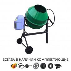 Бетономішалка Вектор-08 БРС-130л 750Вт вінець композит