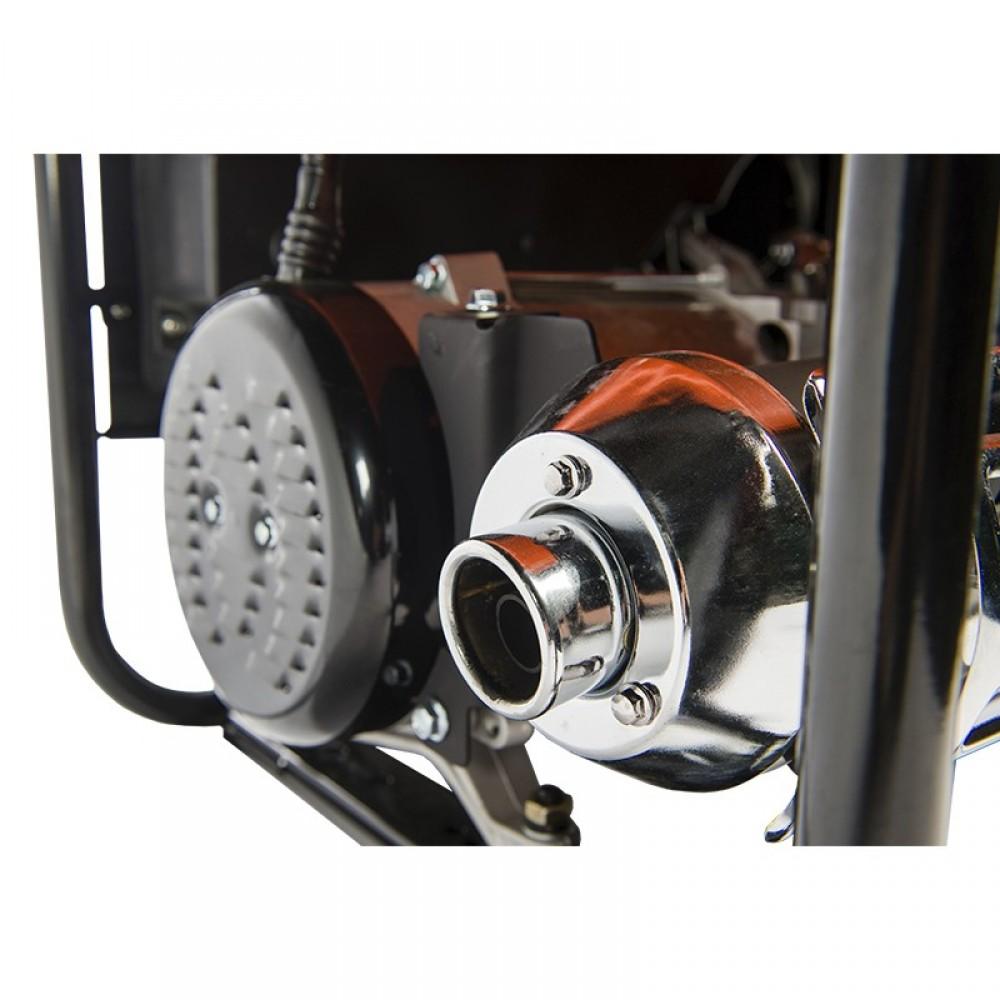 Генератор бензиновий Tekhmann TGG-65 ES