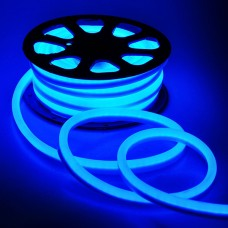 """LED NEON PROlum 8 * 16 220V SERIES """"GL"""" PRO Синій"""