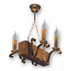 Люстра підвісна 4 свічки Е14 серії Lilia 130924