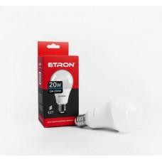 Лампа світлодіодна ETRON Power Light 1-ELP-091 A70 20W 6500K E27