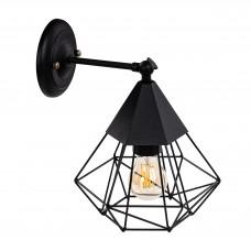 Бра Atma Light серії Quarz W220 Black