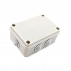 Розподільна коробка 120х80х50 IP54 з гумками