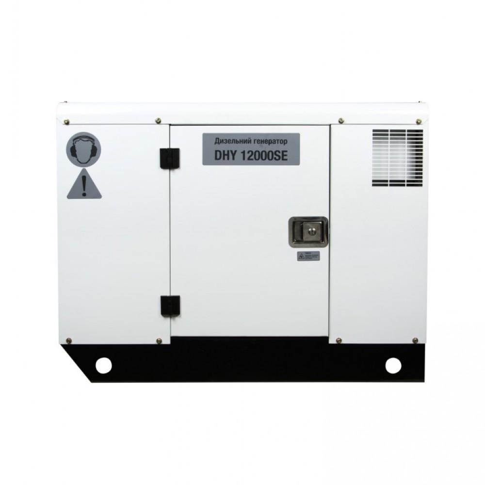 Генератор дизельний HYUNDAI DHY 12000SE 10500 Вт