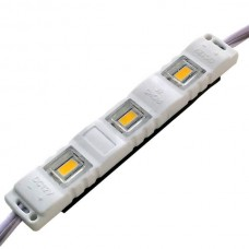 LED модуль BIOM SMD5630 1.5 Вт 6500K 12В IP65 з лінзою
