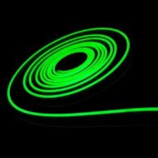"""Світлодіодний неон PROLUM Silicone 2835 120 IP68 12V 6x12 - SERIES """"SM"""" PRO Зелений"""
