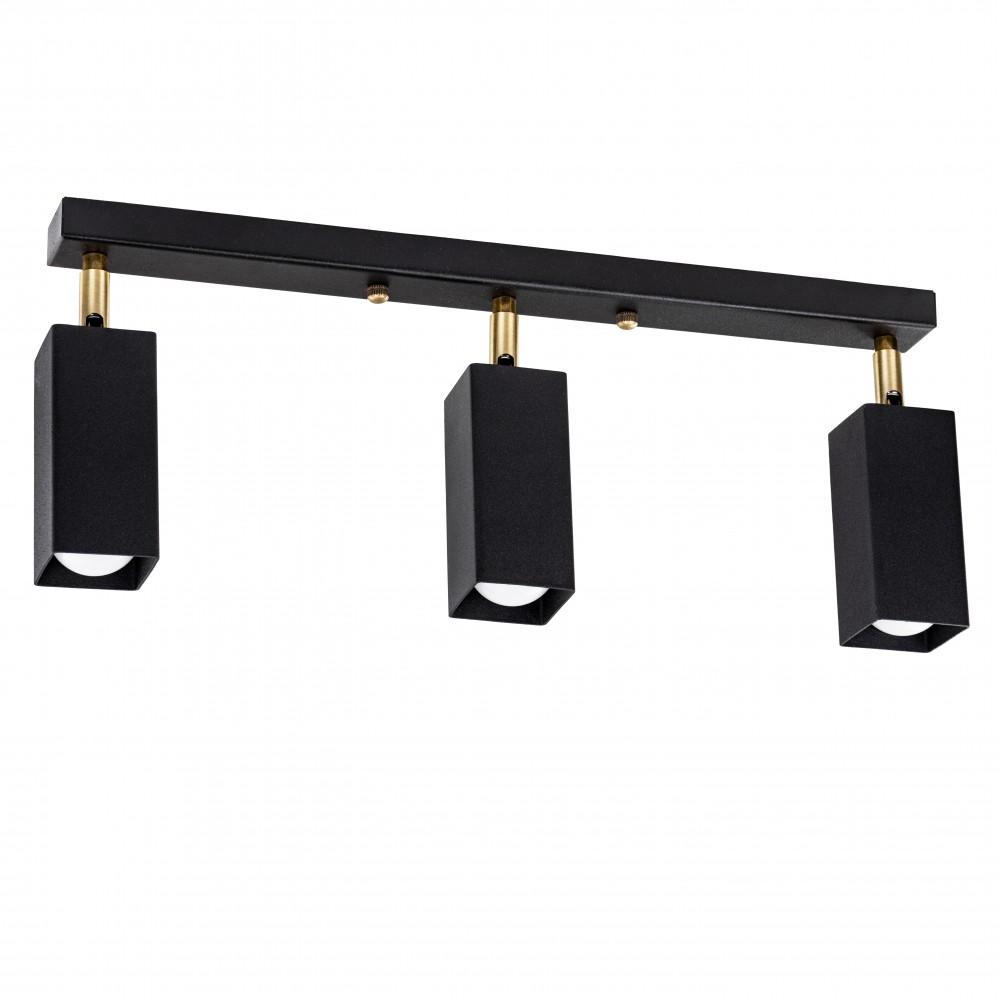 Бра Atma Light серії Chime Q L110-3 Black