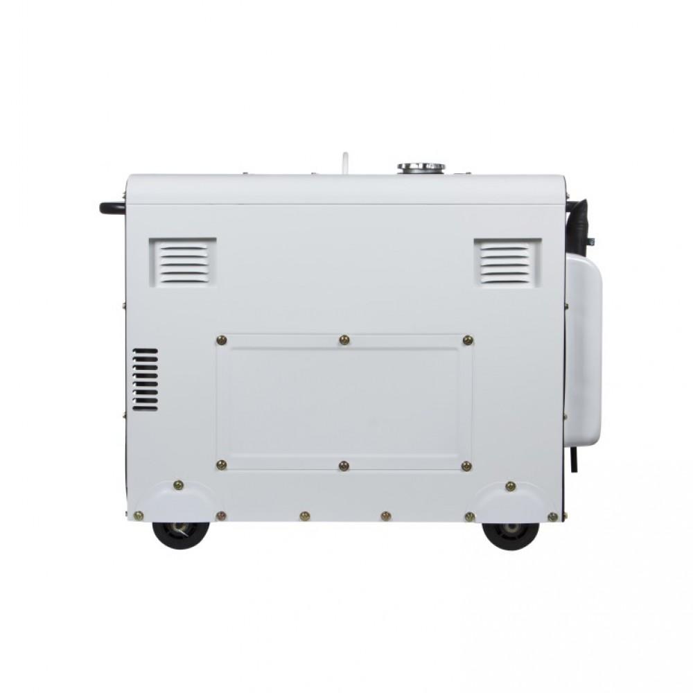 Генератор дизельний HYUNDAI DHY 6000SE 5000 Вт
